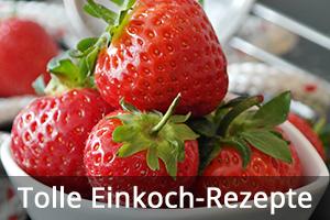 Einkoch-Rezepte
