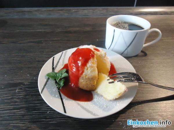 Kuchen im weckglas einkochen