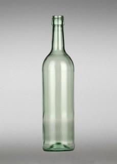 Bordeaux 0,75 l lichtgrün 307 BVS