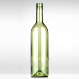 Bordeaux 0,75 l lichtgrün 310 BM