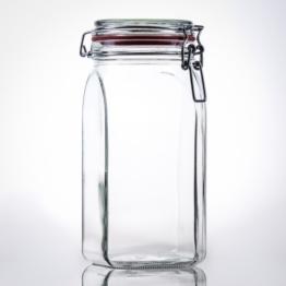 Drahtbügelglas 1550 ml