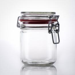 Drahtbügelglas 400 ml
