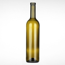 Gutsweinbordeaux 0,75 l antikgrün 320 OB