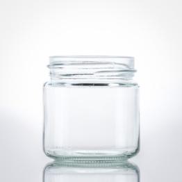 Honigglas 250 ml niedr. Gewinde