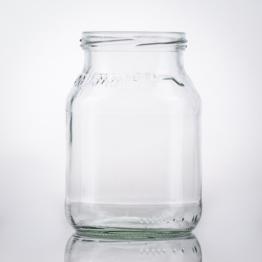 Joghurtglas 500 g TO 70 weiß
