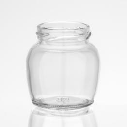 Konservenglas 106 ml TO 48 oval