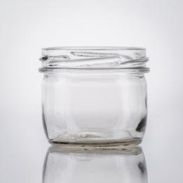Konservenglas 124 ml TO 66 Kaviar