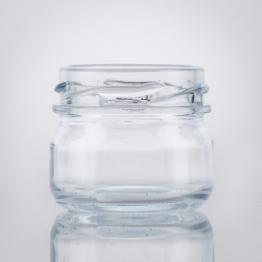 Konservenglas 28 ml TO 43