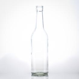 Longneck Bierflasche 0,33l CC weiß