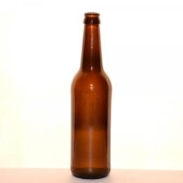 Longneck Bierflasche 0,50l CC braun