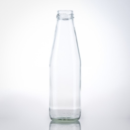Saftflasche 0,5 l weiß TO 38/12