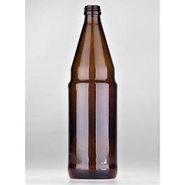 Spezialsaftflasche 0,75 l braun 28