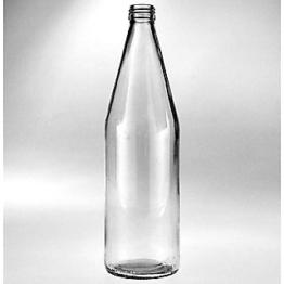 Spezialsaftflasche 0,75 l weiß 28