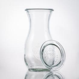 Weckglas - WECK-Saftflasche 1/4 l Rundrand RR60 inkl. Deckel