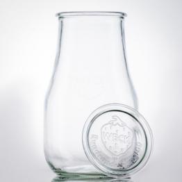 Weckglas - WECK-Tulpenglas 2,5 l Rundrand RR100 inkl. Deckel