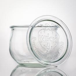 Weckglas - WECK-Tulpenglas 580 ml Rundrand RR100 inkl. Deckel