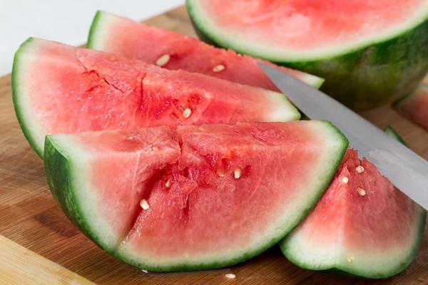Melonen einkochen