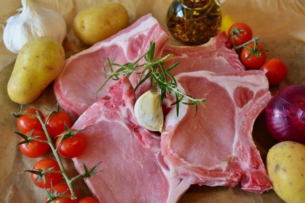 Koteletts einkochen