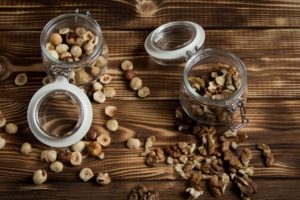 Nüsse einkochen Anleitung