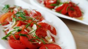 Tomatensalat einkochen Rezept