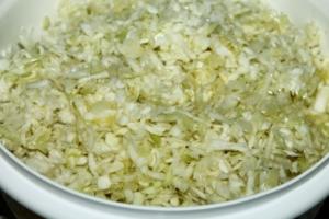 Weißkohl einkochen Rezept