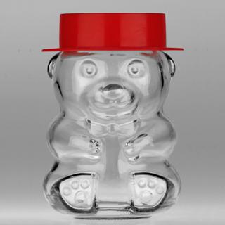 Honigbär-Glas