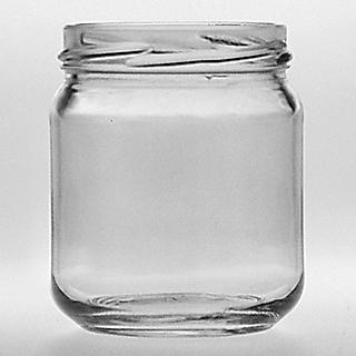 Normales Honigglas