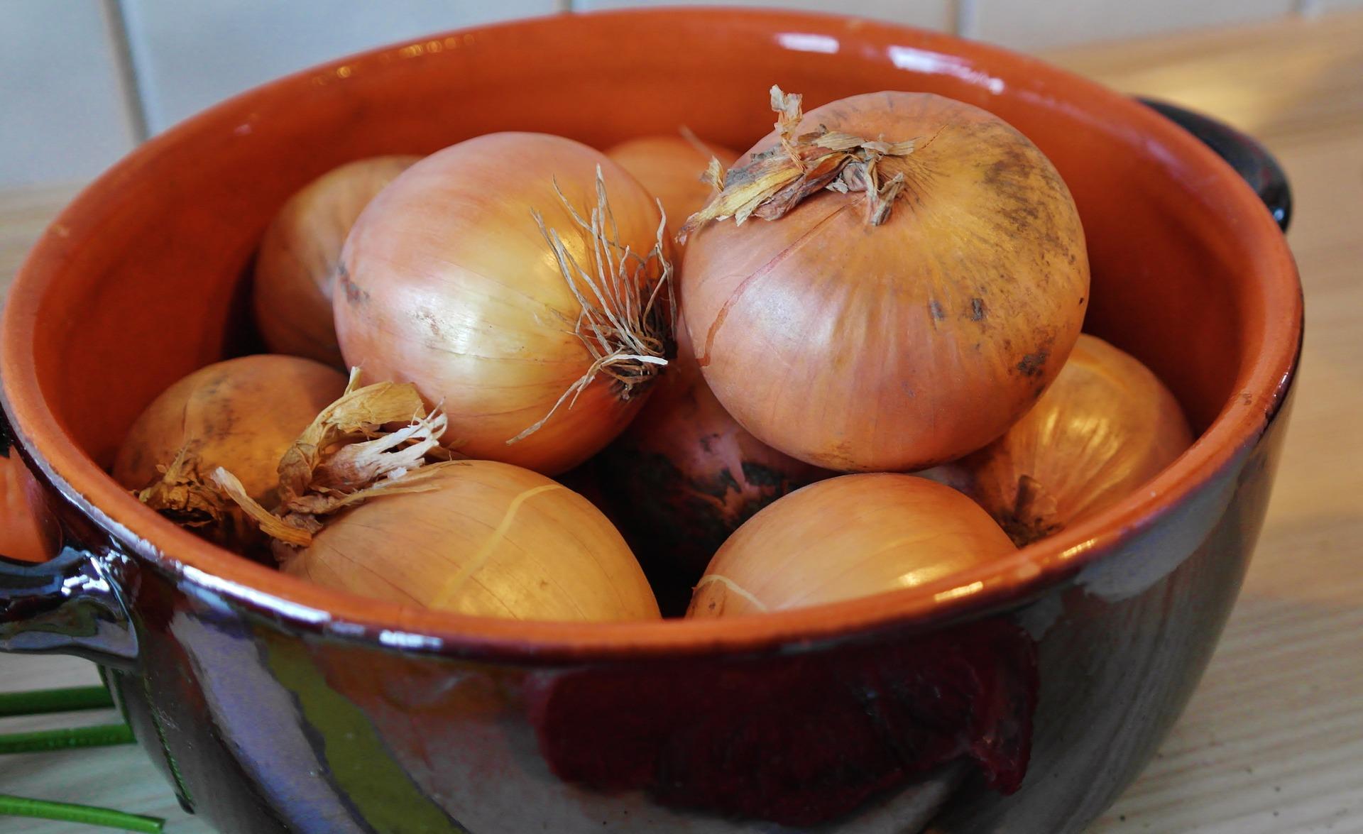 Zwiebeln einlegen Rezept
