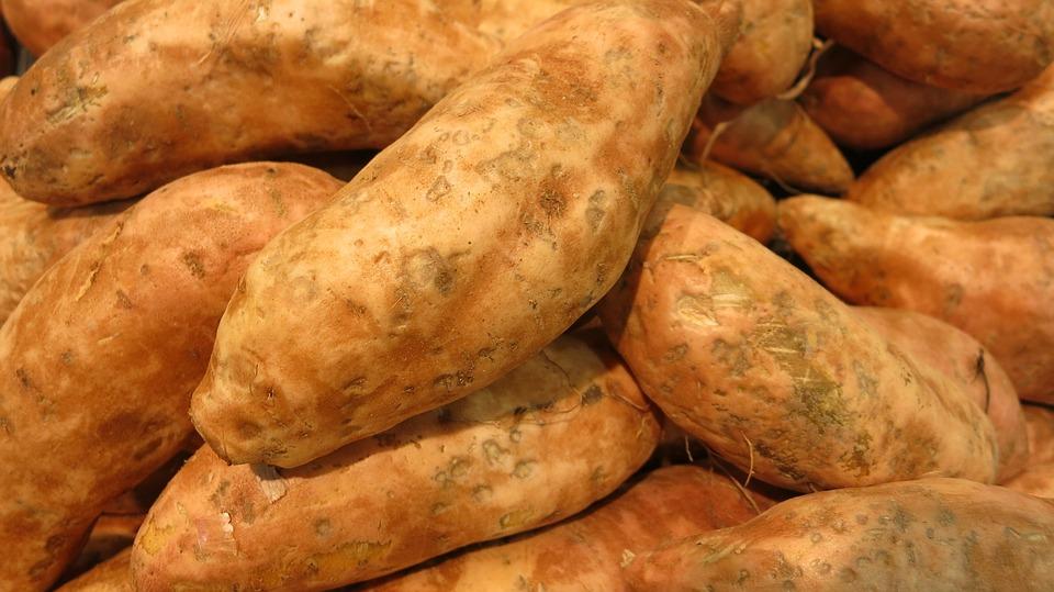Süßkartoffeln einkochen