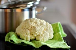 Blumenkohlsuppe einkochen Rezept