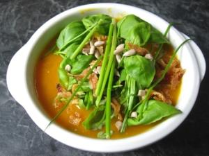Gemüsesuppe einkochen Anleitung