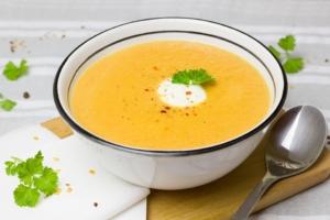 Möhrensuppe einkochen Rezept