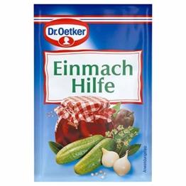 Dr. Oetker Einmach-Hilfe, (3 x 2,5 g) - 1
