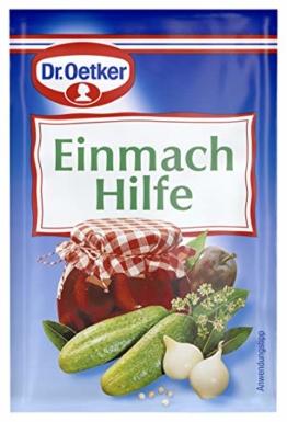 Dr. Oetker Einmach-Hilfe 3er (1 x 7.5 g Beutel) - 1