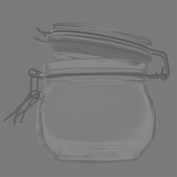 Flaschenbauer – 20 Twist-Off-Deckel 48 mm weiß für Glasflaschen, Milchflasche…